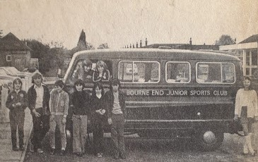 The Commer Bus